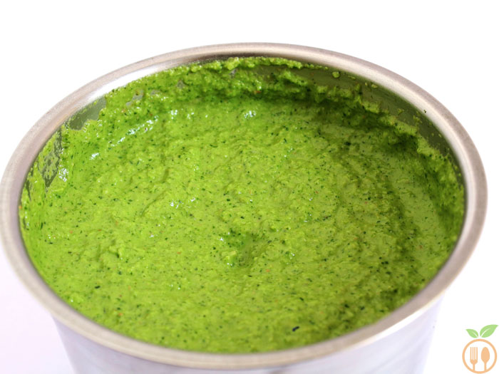 Magical Green Coriander Chutney Recipe (Cilantro Chutney)