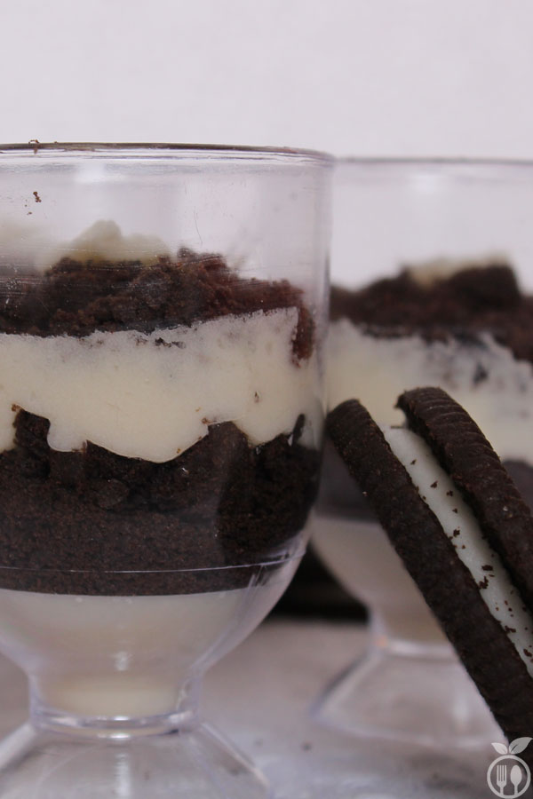 Quick And Easy Oreo Shots