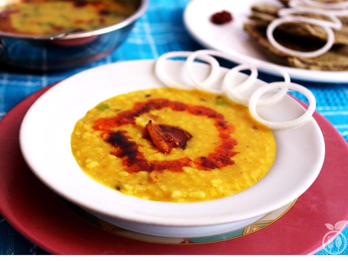 Split Black Gram Lentil Soup (Urad Dal)