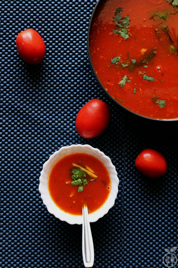 Easy Tomato Soup | No Onion No Garlic Recipe