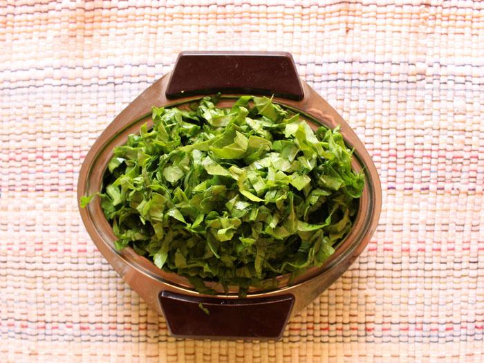 Puri | How to make Crispy Spinach Puri Sanck