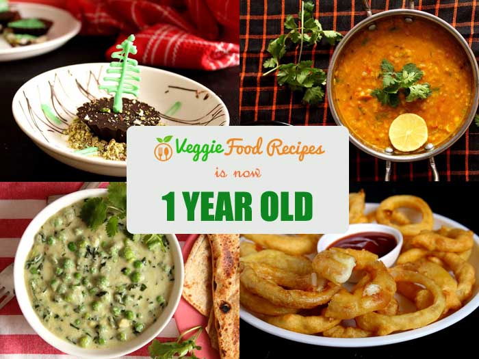 Reena vyas author at veggie food recipes veggie food recipes turns one forumfinder Choice Image