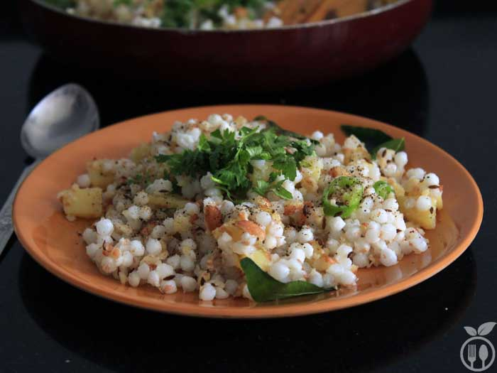 Sabudana Khichdi Recipe | Vrat Recipes