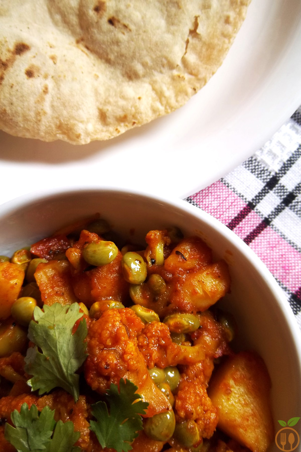 Authentic Aloo Gobi Curry Recipe