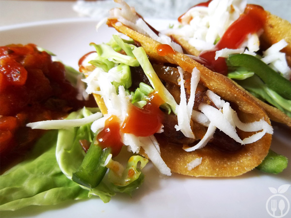 Mexican Veggie Tacos