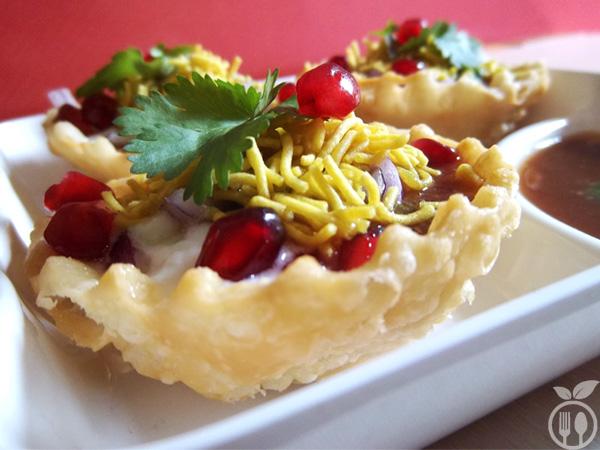 Sprout Potato Basket Chat Recipe