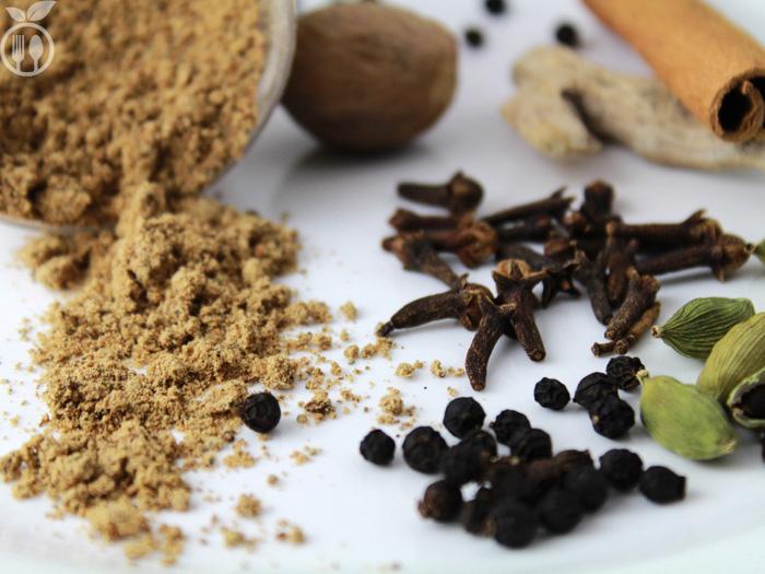 tea masala powder recipe