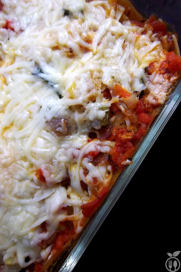 Easy and Tasty Veg Lasagna Recipe