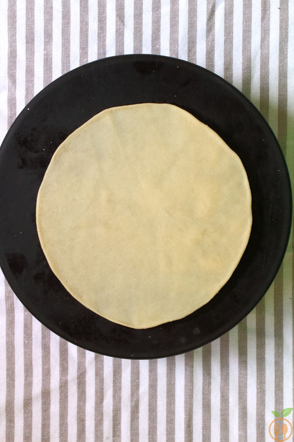 Lentil Samosa Recipe (Samosa Rolled Pastry)