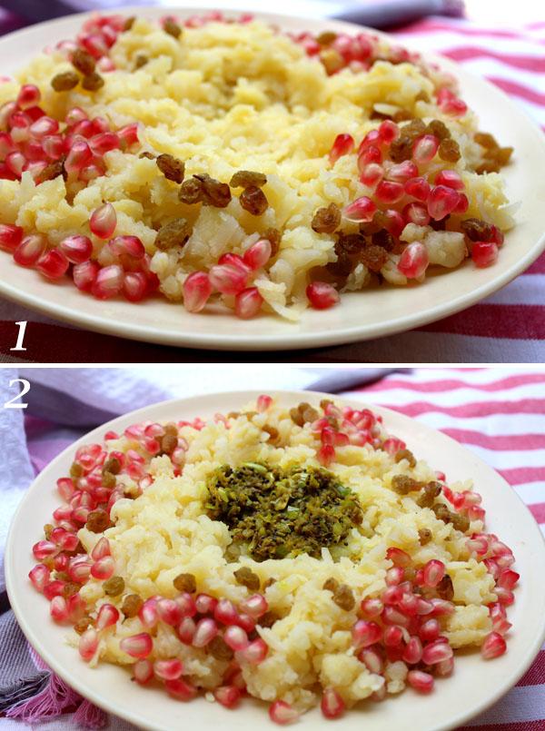 Mashed Potato Cutlet