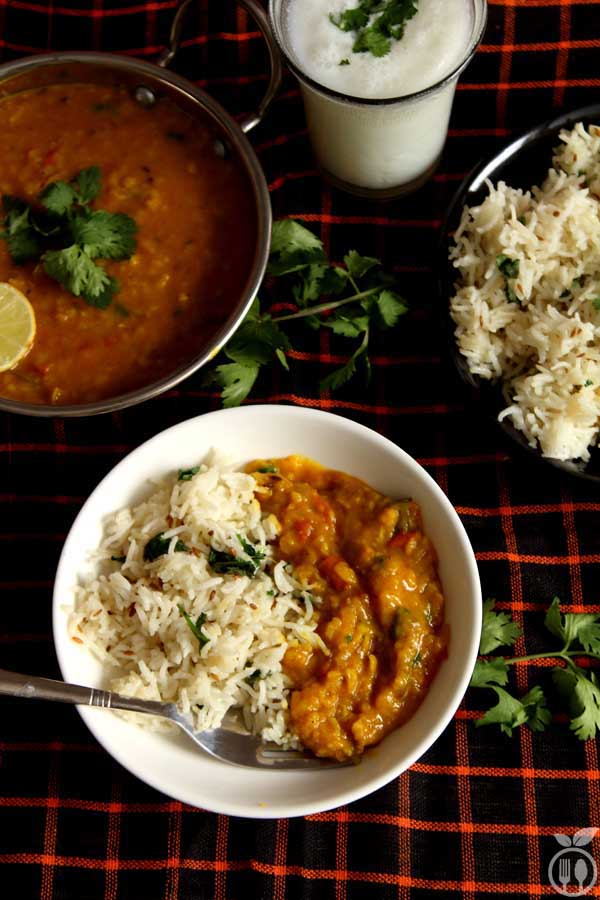 Easy Dal Fry Recipe | Dhaba Style Dal Fry
