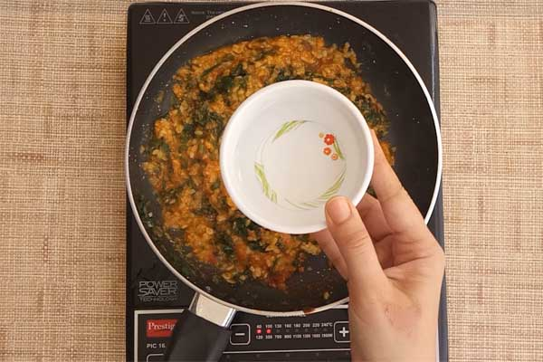 Dal Palak Recpe | How To Make Spinach Dal