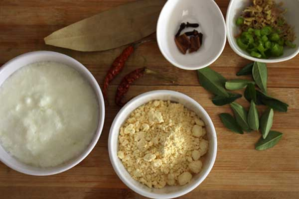 Guajarati Kadhi Recipe | How To Make Gujarati Kadhi With Curd