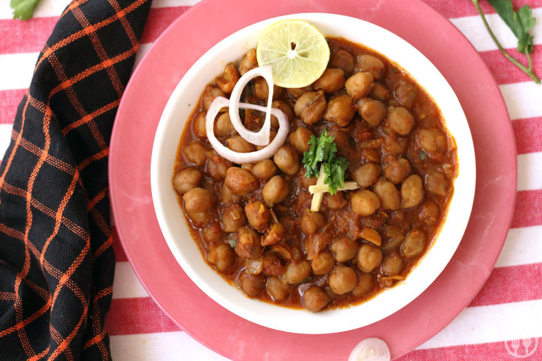 Amritsari Chole Recipe | how to make Amritsari Chole Masala