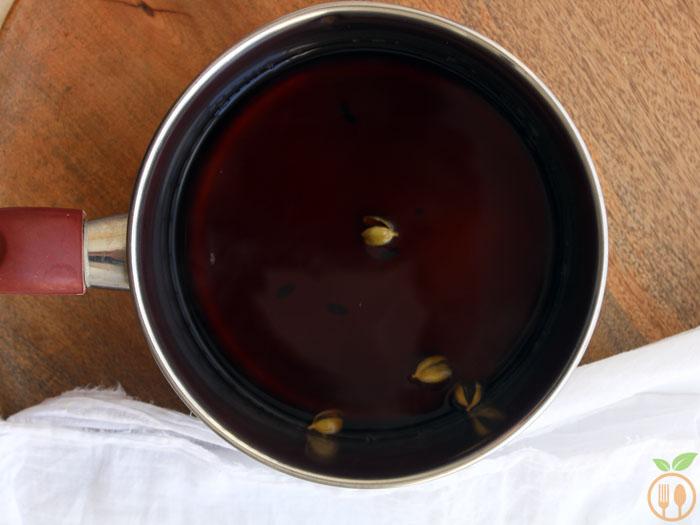 Cardamom Iced Coffee | How To Make Cardamom Iced Coffee with Milk