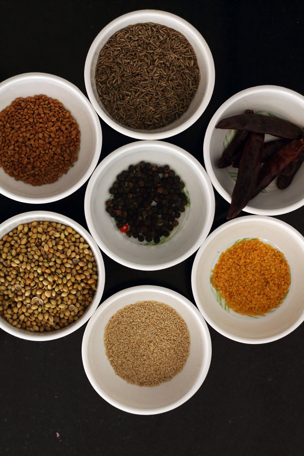 Curry Powder Recipe   Homemade Indian Curry Powder Spice Mix