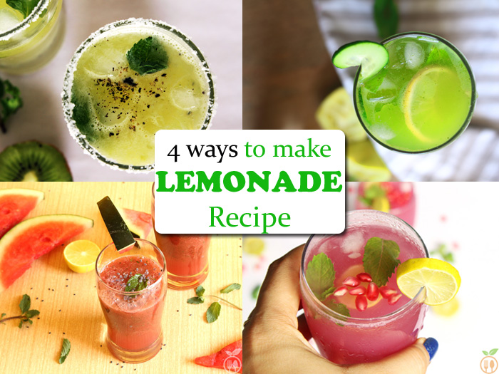 4-ways-to-make-lemonade