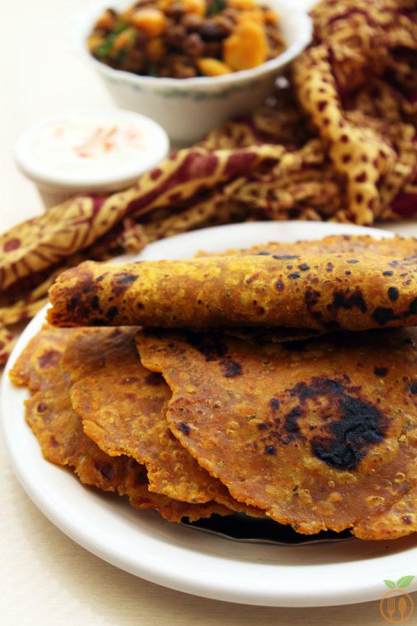 Gujarati Thepla Recipe | Masala Paratha