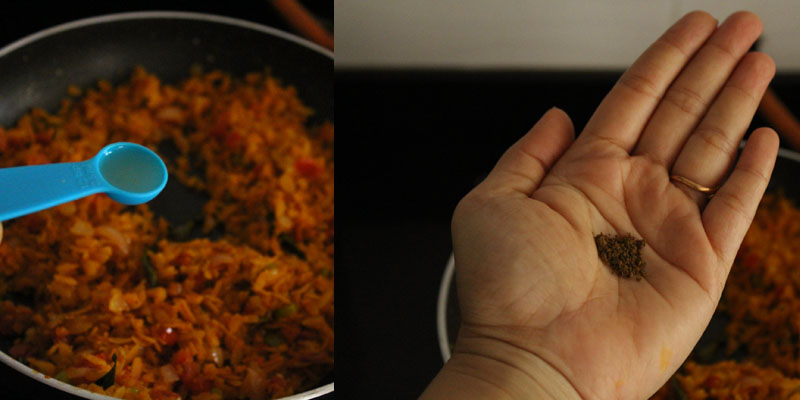 Spicy Masala Poha Recipe   How to make Flattened Rice