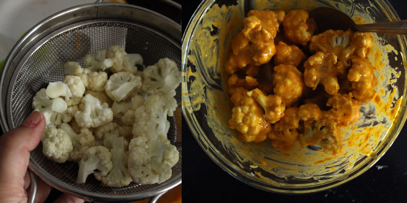 Cauliflower Tikka Masala Recipe